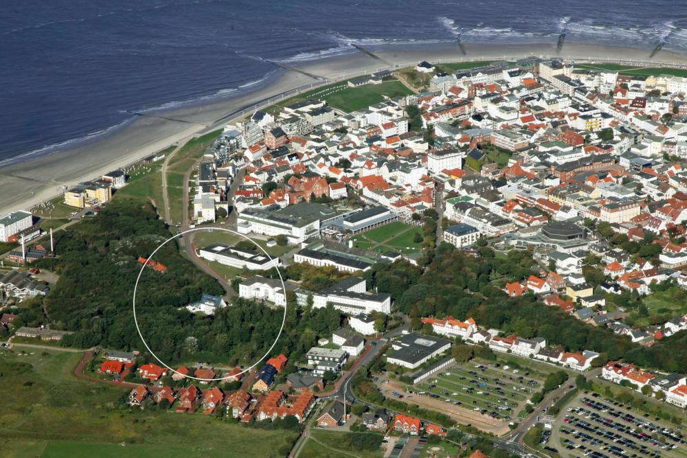 Exklusive Ferienwohnungen auf Norderney